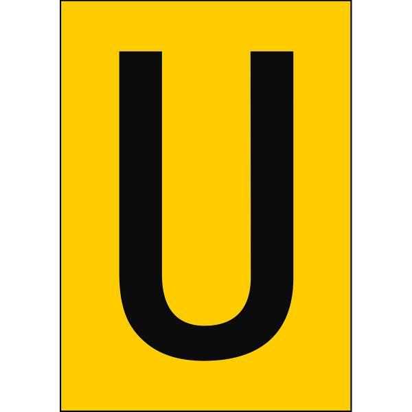 Cijfers & letters DIN A4-formaat voor permanente of tijdelijke identificatie